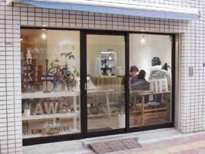 指輪作りの体験工房a.w.s 東京・蔵前店 外観